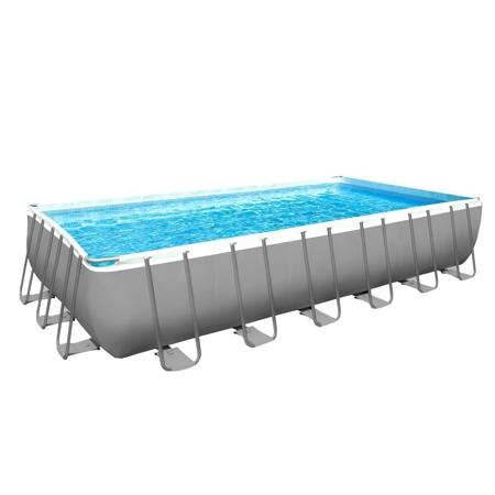 Rechteck Frame Pool mit Sandfilteranalge