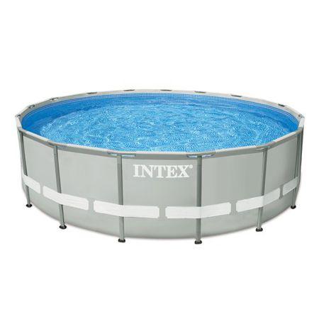 Frame Pool für den Garten