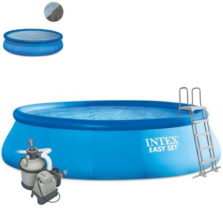 Quick Up Pool mit Sandfilteranlage