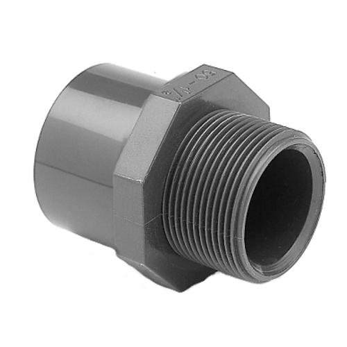 PVC Muffe 50 mm für Pool Verrohrung