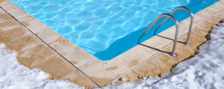 So sollten Sie Ihren Pool überwintern